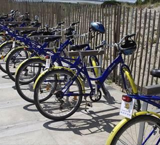Location de vélos avec Au Gré du Vent