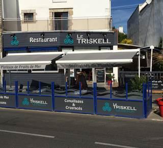 Restaurant Le Triskell