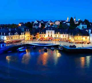 Saint Goustan, port d'Auray