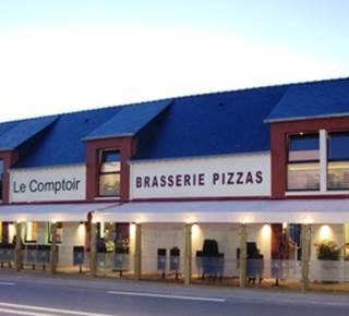 Brasserie pizzeria Le comptoir