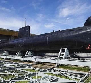 Le Sous-marin Flore - S645 et son musée