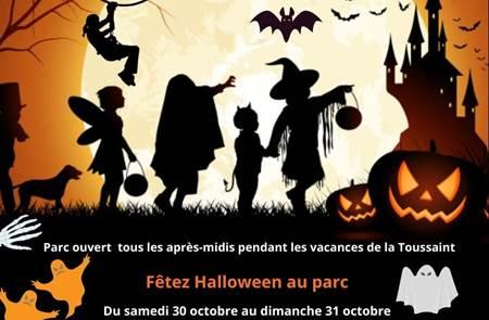 Halloween à Forêt Adrénaline