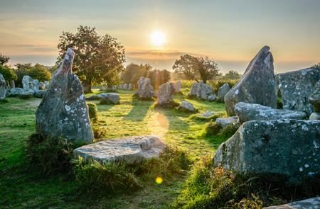 Les Menhirs connus et cachés d'Erdeven