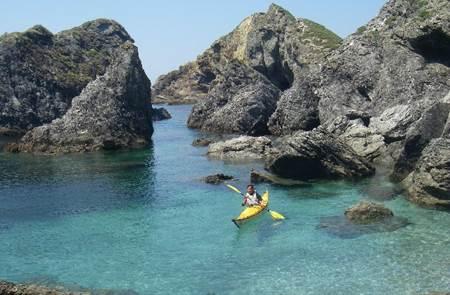 Vives Eaux - Kayak de mer et Paddle