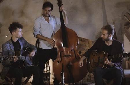Hivernales du Jazz - Latcho Swing au Petit Café dans la Prairie
