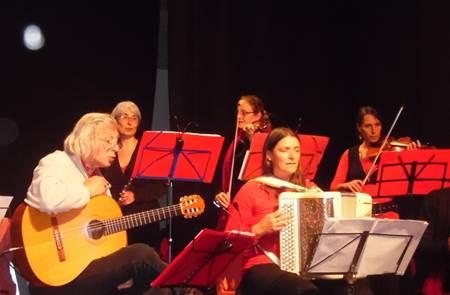 Penn Ar Tango en concert