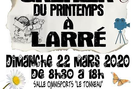 Vide Grenier de Larré Tonic