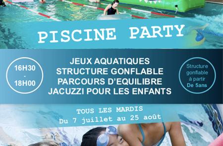 Piscine Party