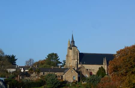 Balade Le Bono - St Avoye