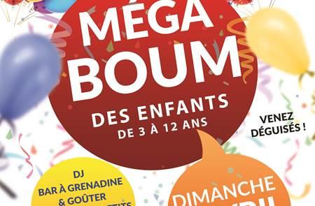 Méga Boum des enfants
