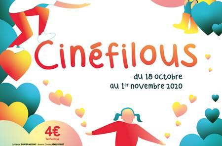 Cinéfilous 2020 au Cinéma Iris