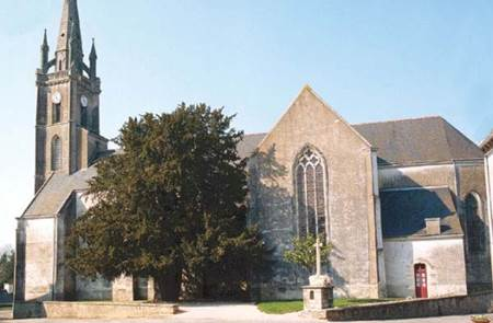 Eglise Notre-Dame à la Chapelle-Caro
