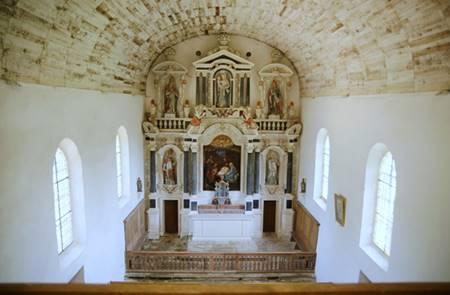 Détour d'Art - Visite guidée de la chapelle Saint-Quirin – Brec'h