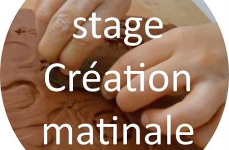 Stage Création Matinale - Héron Céramique
