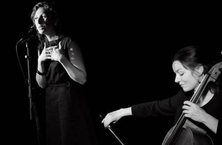 Filomena, avec Rozenn Talec et Mathilde Chevrel suivi d'une session de musique irlandaise