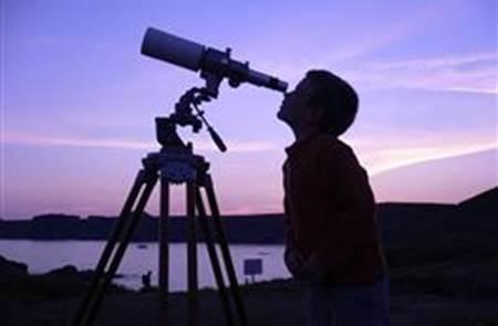 Astronomie nuit des étoiles