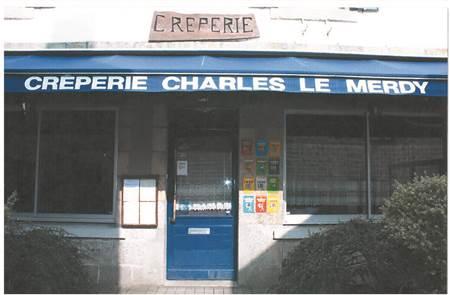 Crêperie Charles Le Merdy