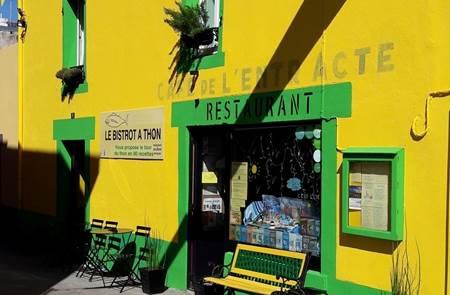 Restaurant Le Bistrot à Thon