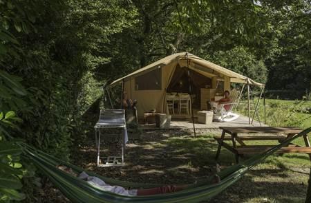 Au Gré des Vents - Cotton Lodges