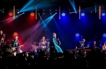 Les Fortune Tellers en concert