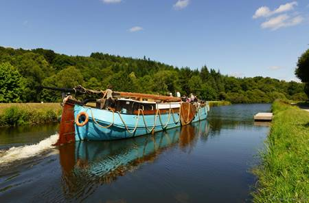 Au fil de l'eau - Balades fluviales et maritimes