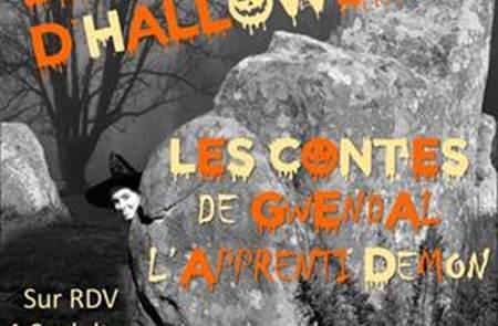 Les Menhirs d'Halloween : Balades contées 7-12 ans