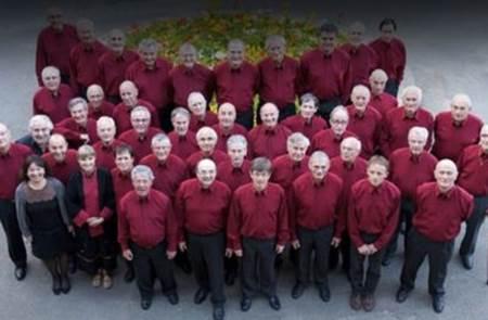Concert Choeur d'Hommes de Vannes