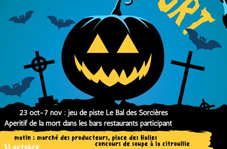 Halloween à Rochefort en Terre