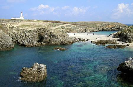 Journée d'escapade Belle-île-en-Mer
