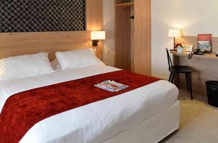 Hôtel-Restaurant Kyriad Vannes Centre-ville***