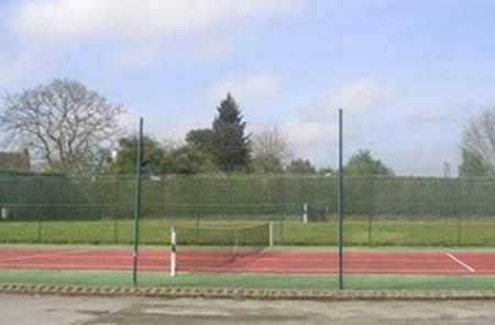 Tennis à Sérent