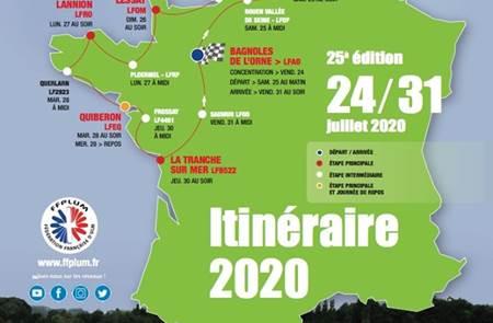 Tour de France en ULM