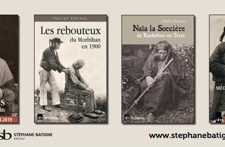 Dédicace des auteurs Marilyse Leroux et Stéphane Batigne