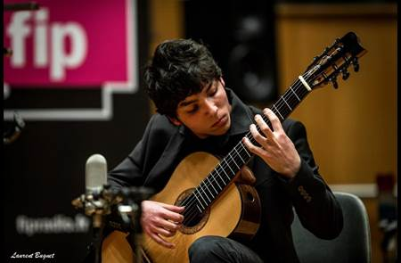 Concert Raphaël Mata
