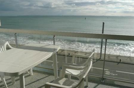 Quiberon - appartement 2 pièces 50m² - vue mer