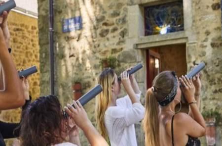 Visites insolites et sensorielles à Le Guerno