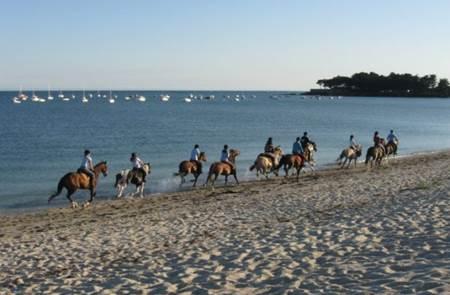 Centre Equestre et Poney-Club de Kerblanquet