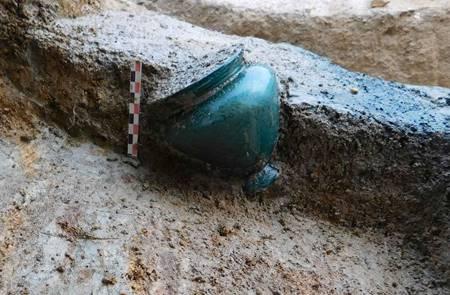 Exposition : Zoom sur la nécropole romaine