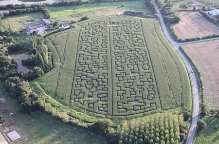 Pop Corn Labyrinthe Baie de Quiberon