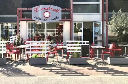 Creperie restaurant l'Endroit