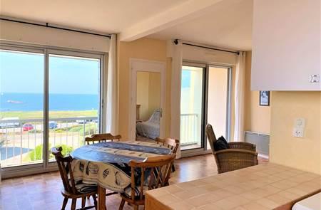 Quiberon - appartement 2 pièces - 47m² - face mer