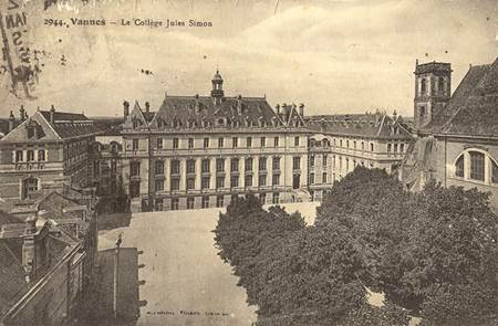 Les samedis d'Art et d'Histoire : Le Collège Jules Simon