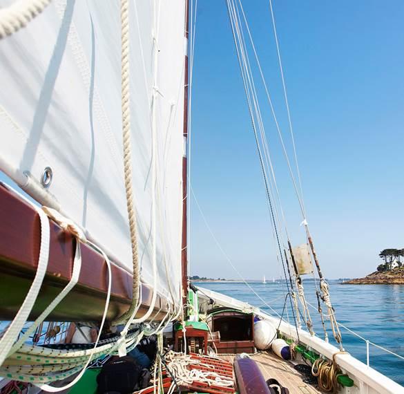 Croisières skipper ou vieux gréements